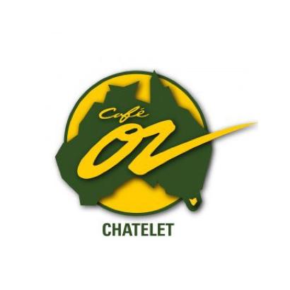Logo Cafe OZ