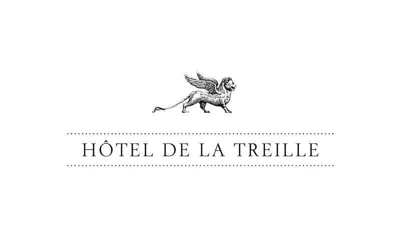 Logo Hôtel de la Treille