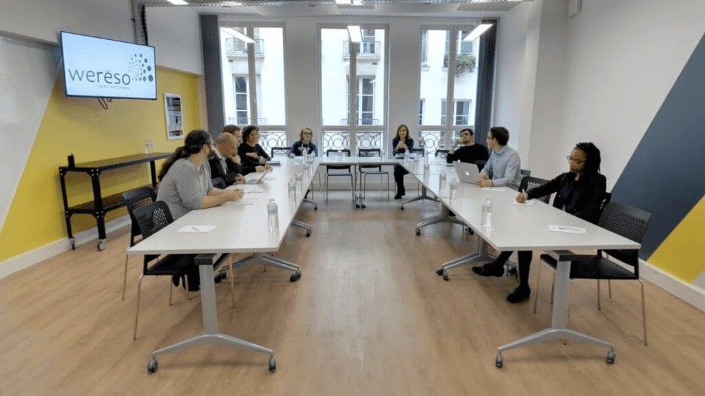 Salle de réunion Paris