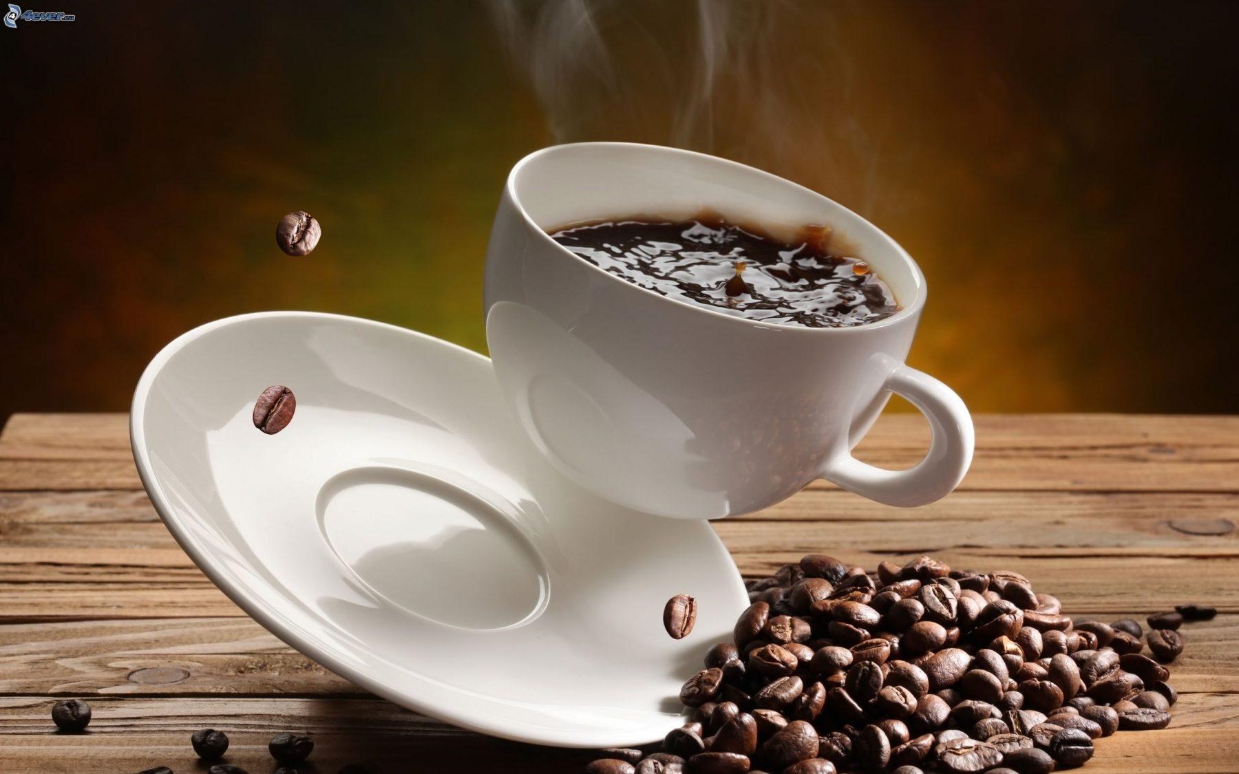 8 bonnes raisons de boire du café ! ☕️👍
