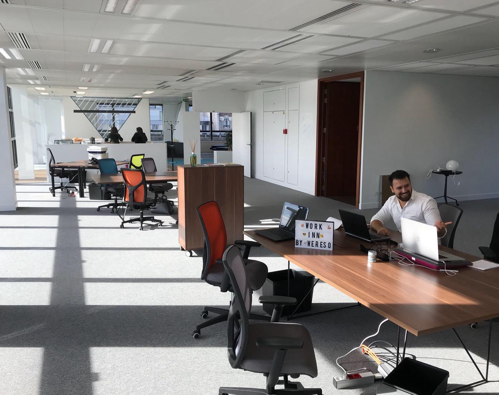 Le coworking révolutionne l'environnement de travail