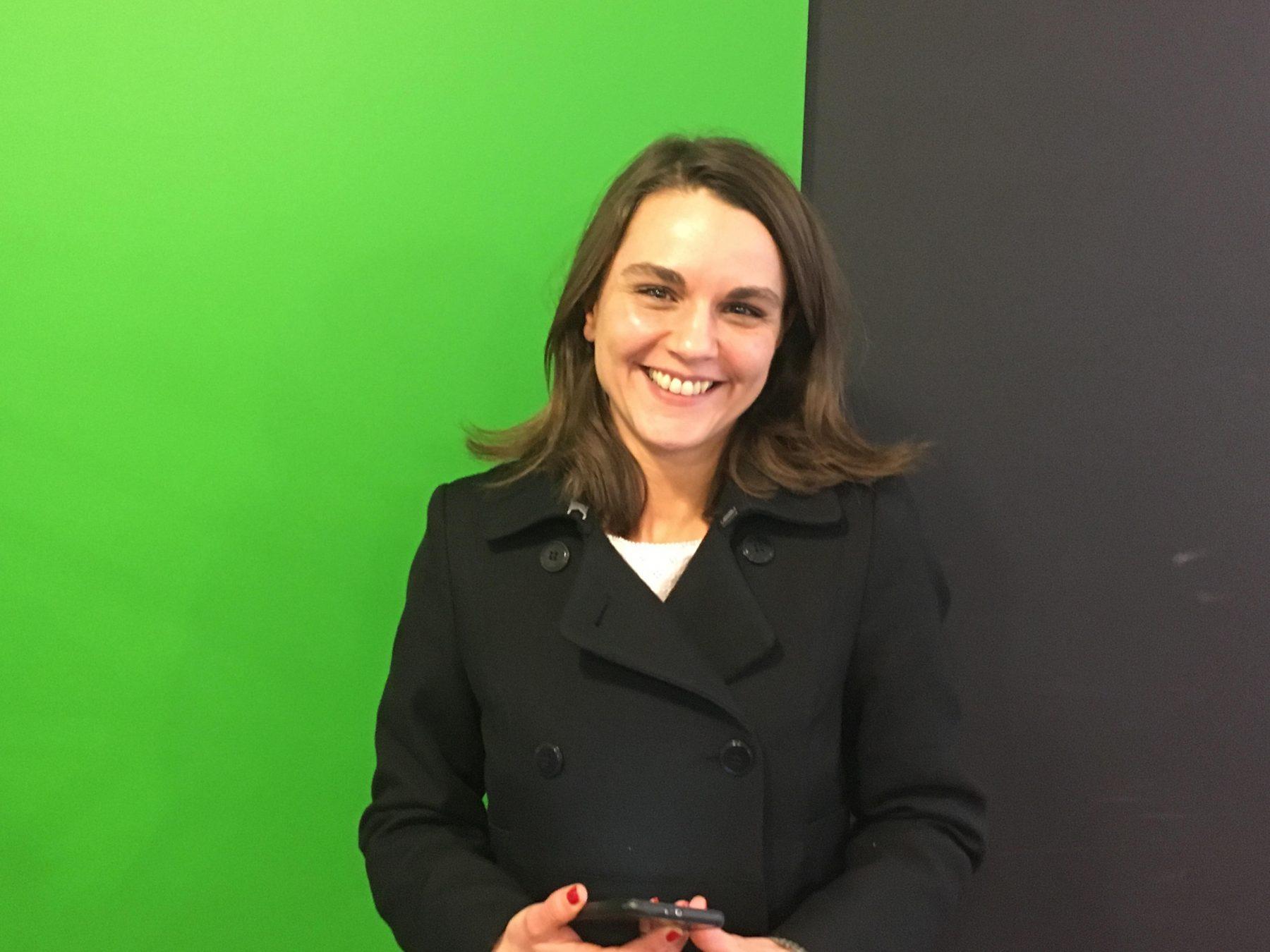 Interview : Nidia ALVANE, business Developer