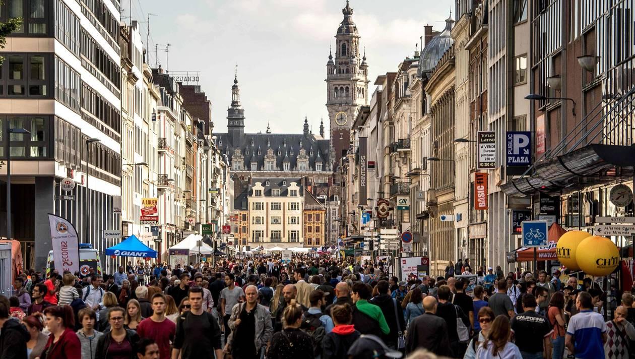 Braderie de Lille et espace de coworking